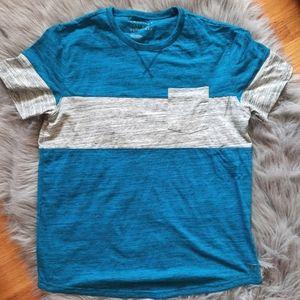 Mens American Eagle Pocket Tshirt